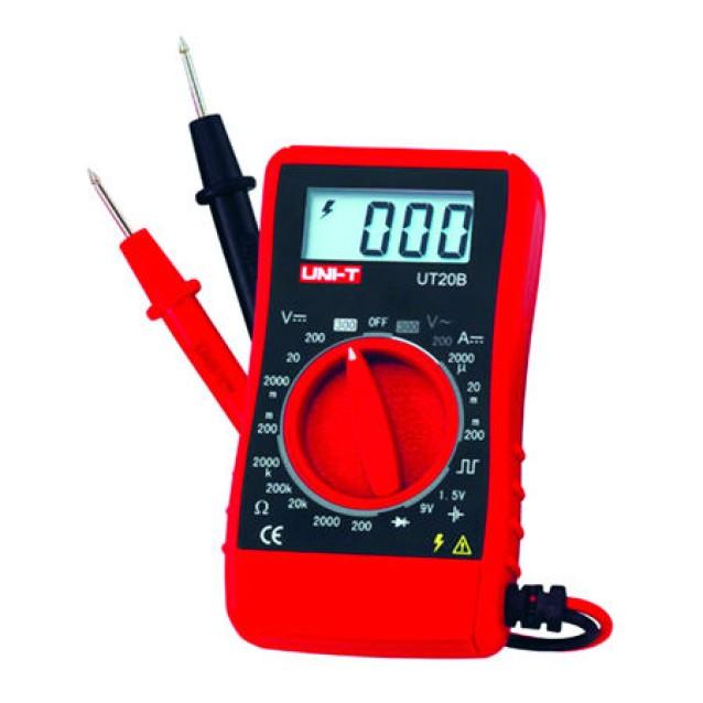 Multimetru Uni-t UT20B -etelecomanda.ro