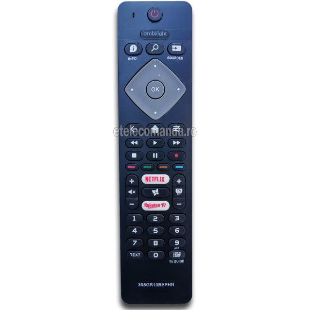 Telecomanda Philips 398GR10BEPHN0017CR -etelecomanda.ro