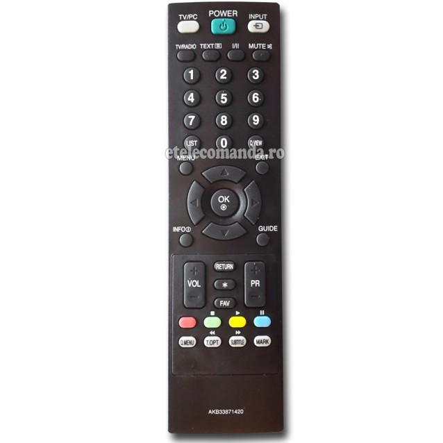 Telecomanda LG AKB33871420 -etelecomanda.ro