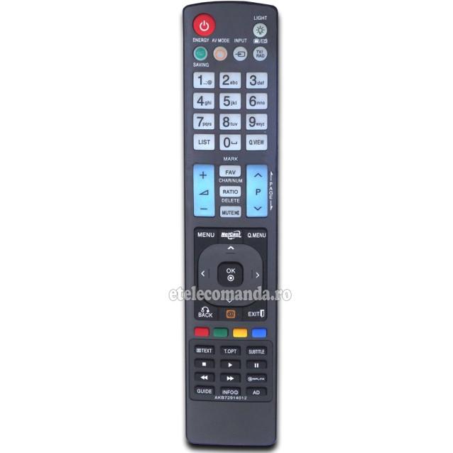Telecomanda LG AKB72914012 -etelecomanda.ro