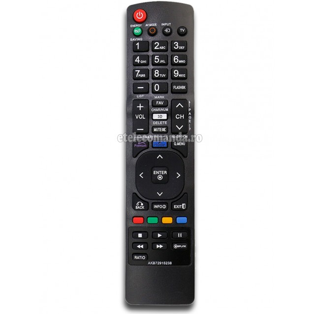 Telecomanda LG AKB72915238 -etelecomanda.ro