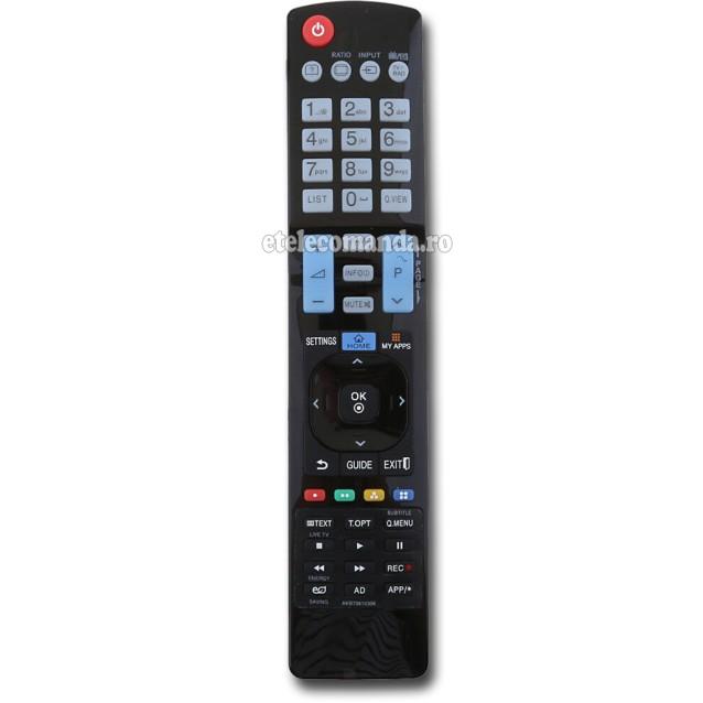 Telecomanda LG AKB73615306 -etelecomanda.ro