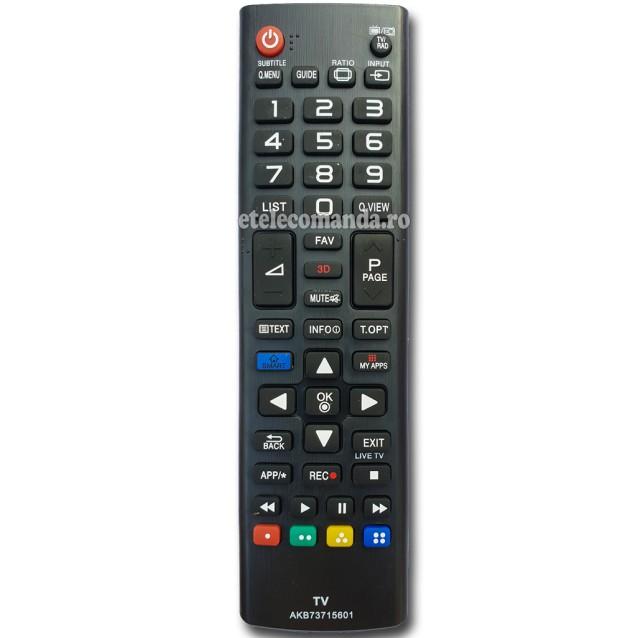 Telecomanda LG AKB73715601 -etelecomanda.ro