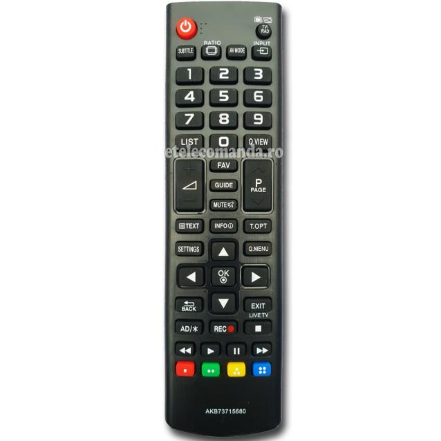Telecomanda LG AKB73715680 -etelecomanda.ro