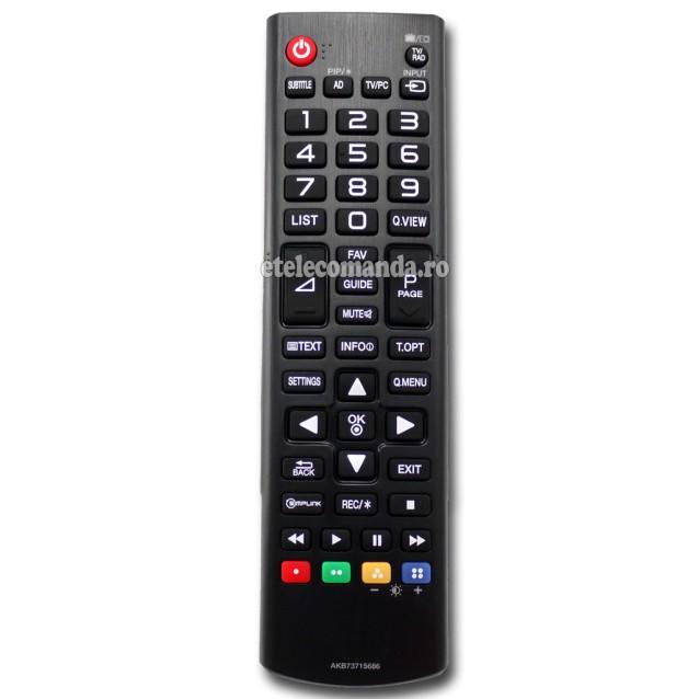 Telecomanda LG AKB73715686 -etelecomanda.ro