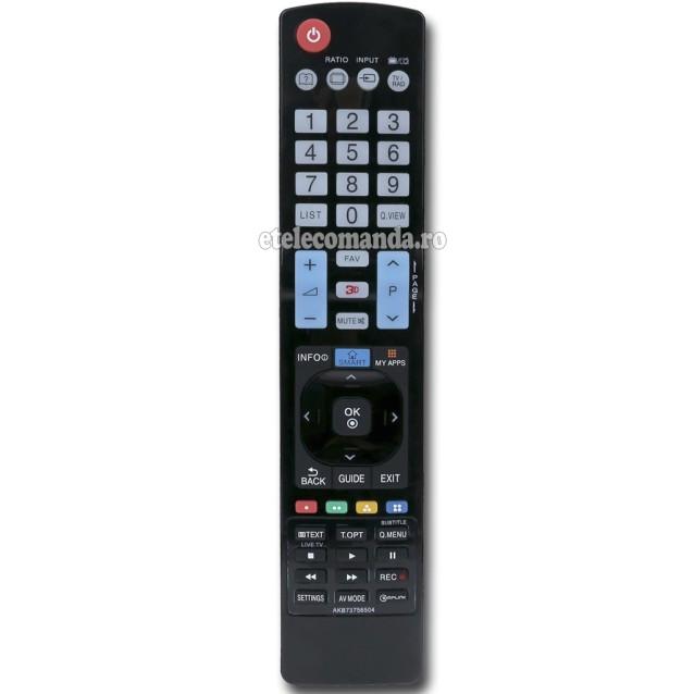 Telecomanda LG AKB73756504 -etelecomanda.ro