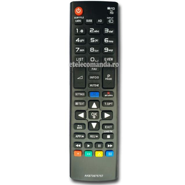 Telecomanda LG AKB73975757 -etelecomanda.ro