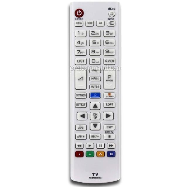 Telecomanda LG AKB73975758 -etelecomanda.ro