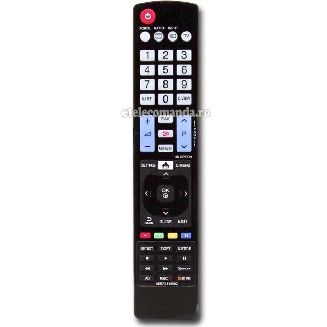 Telecomanda LG AKB74115502 -etelecomanda.ro