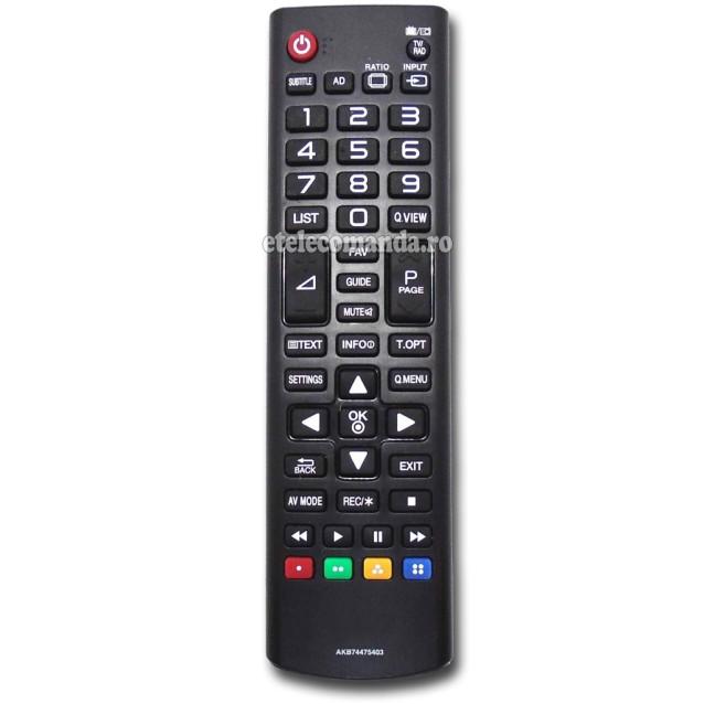 Telecomanda LG AKB74475403 -etelecomanda.ro