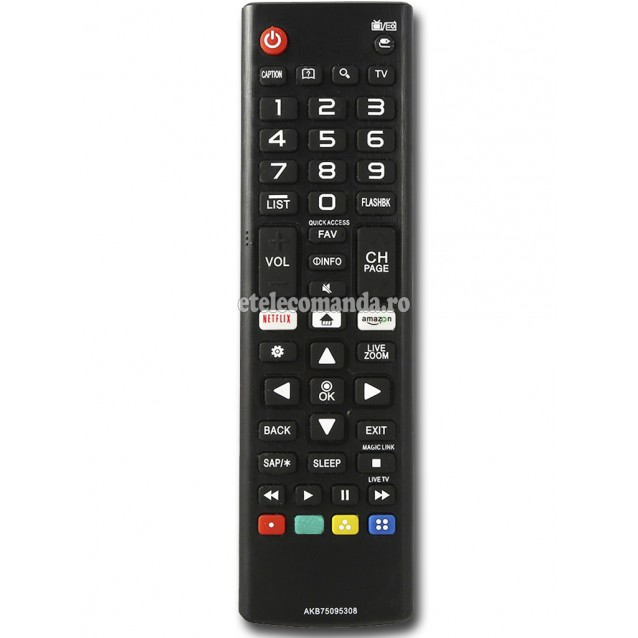 Telecomanda LG AKB75095308 -etelecomanda.ro