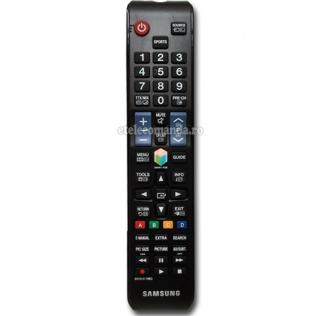 Telecomanda Samsung Originala BN59-01198Q (TM1250A) -etelecomanda.ro