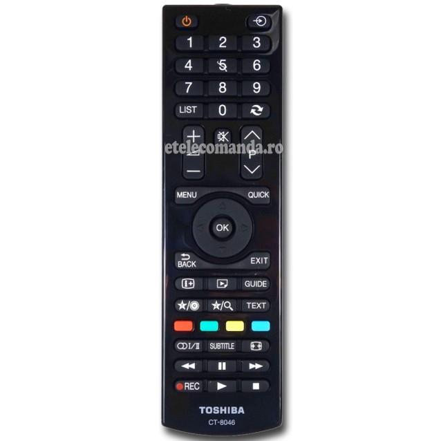 Telecomanda Toshiba CT-8046 -etelecomanda.ro