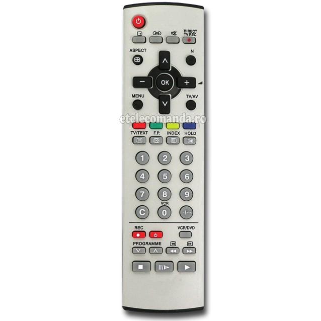 Telecomanda Panasonic EUR7628010 -etelecomanda.ro