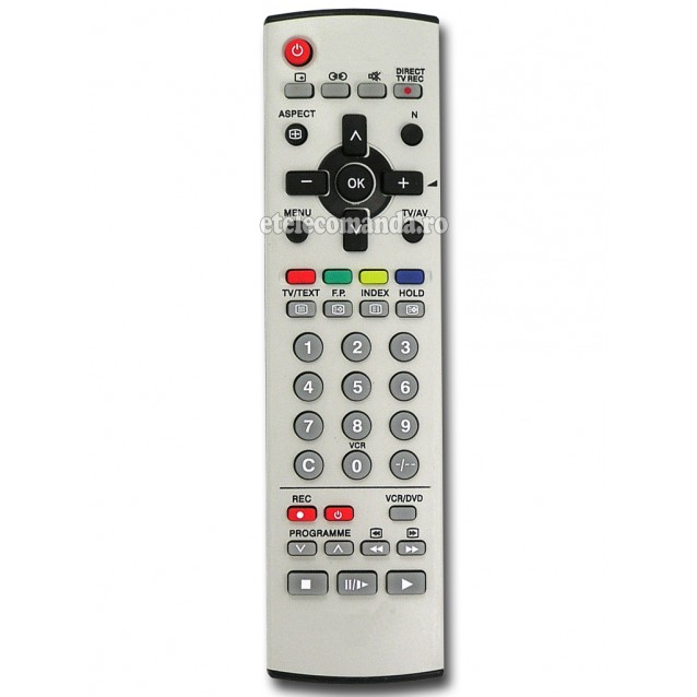 Telecomanda Panasonic EUR7628030 -etelecomanda.ro