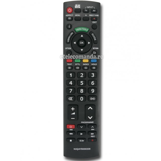 Telecomanda Panasonic Viera N2QAYB000328 -etelecomanda.ro
