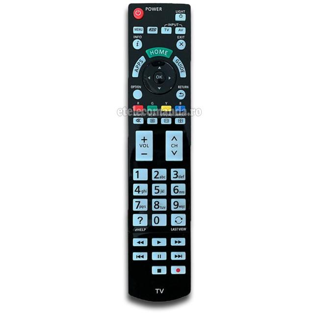 Telecomanda Panasonic  N2QAYB000715 -etelecomanda.ro