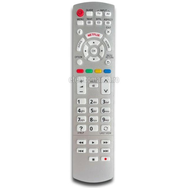 Telecomanda Panasonic LED N2QAYB001010-etelecomanda.ro