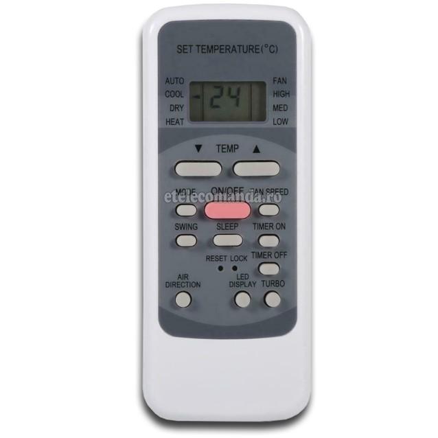 Telecomanda aer conditionat R51M/E -etelecomanda.ro