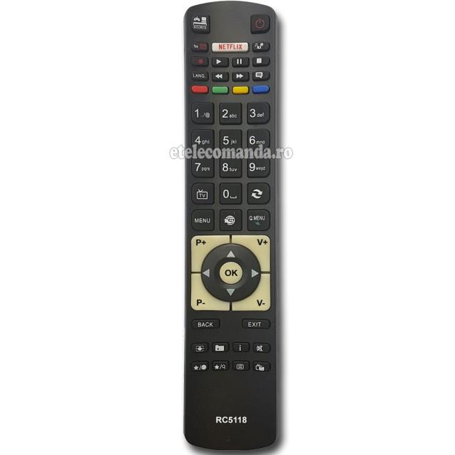 Telecomanda Hitachi RC5118 -etelecomanda.ro