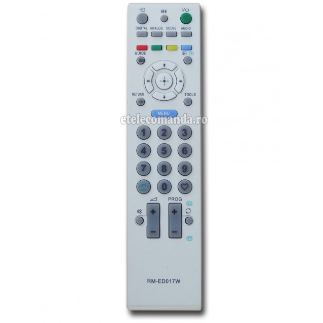 Telecomanda Sony Bravia RM-ED017 -etelecomanda.ro