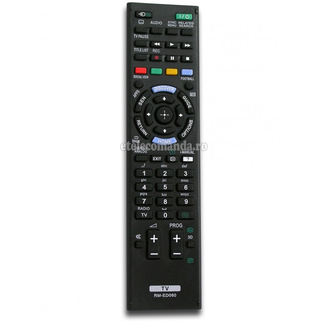 Telecomanda Sony RM-ED060 -etelecomanda.ro