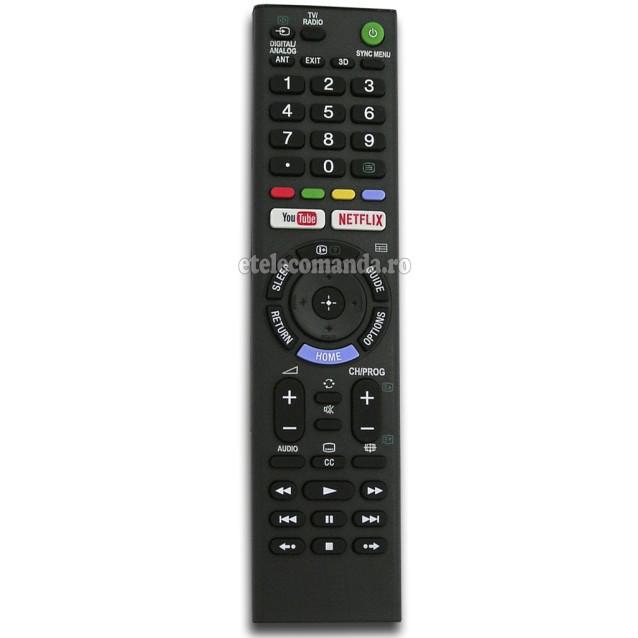 Telecomanda Sony RMT-TX300E -etelecomanda.ro