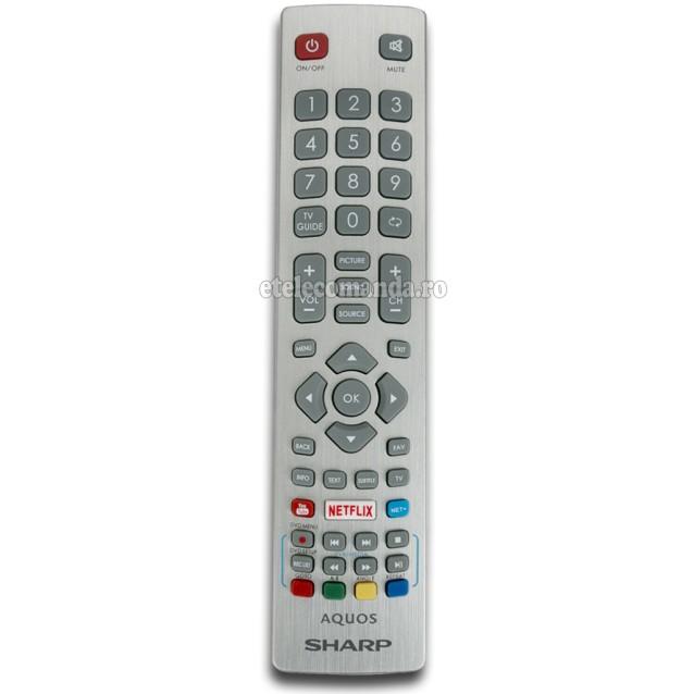 Telecomanda originala Sharp Aquos SHW/RMC/0120 -etelecomanda.ro