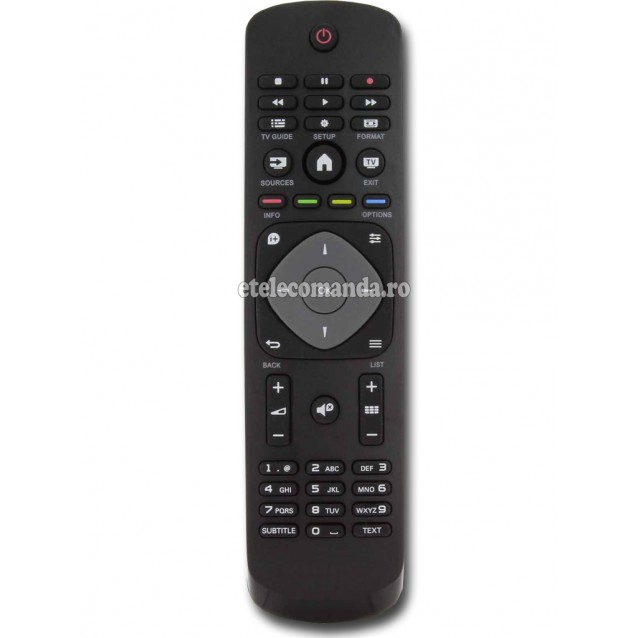 Telecomanda Philips LED YKF348-001 -etelecomanda.ro
