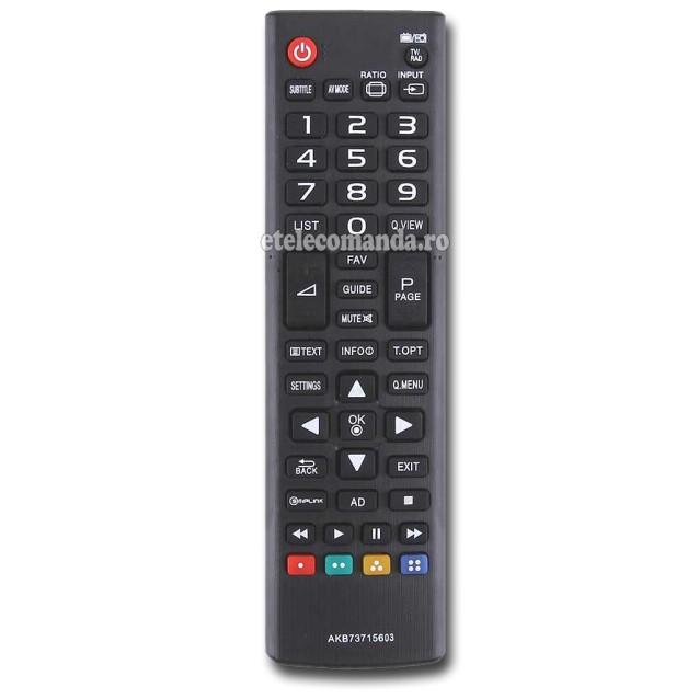 Telecomanda LG AKB73715603 -etelecomanda.ro