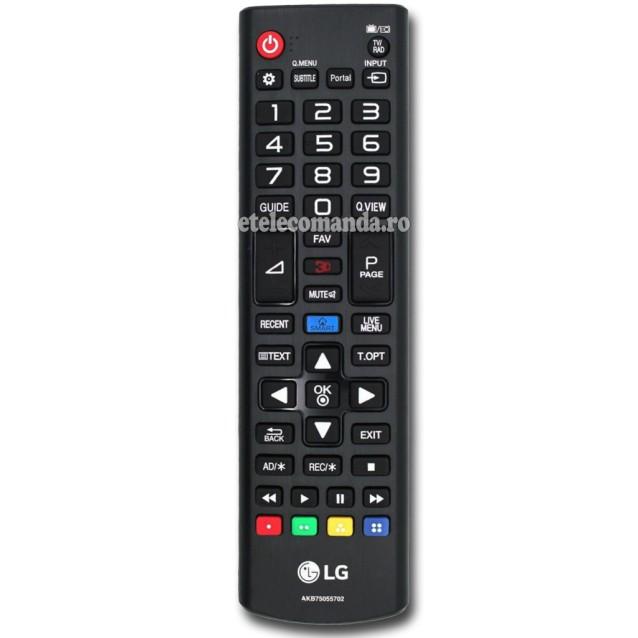 Telecomanda Originala LG AKB75055702 -etelecomanda.ro