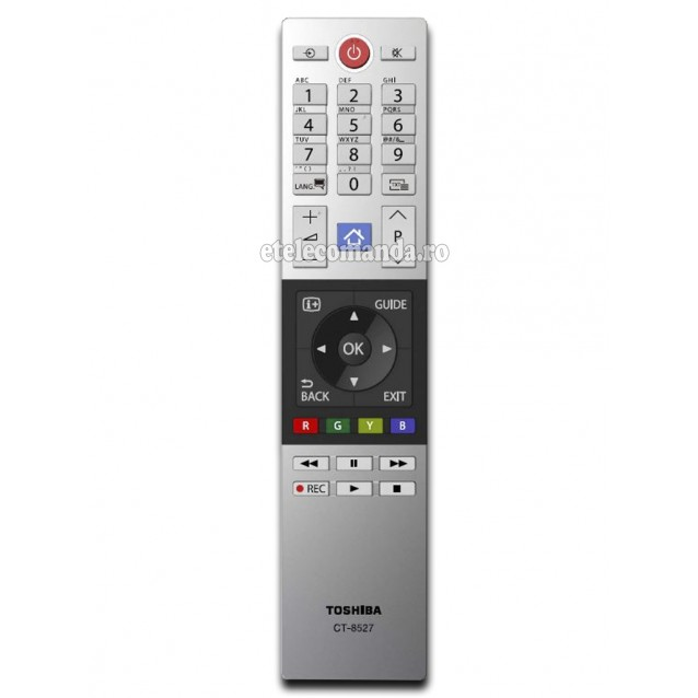 Telecomanda Toshiba CT-8527 -etelecomanda.ro