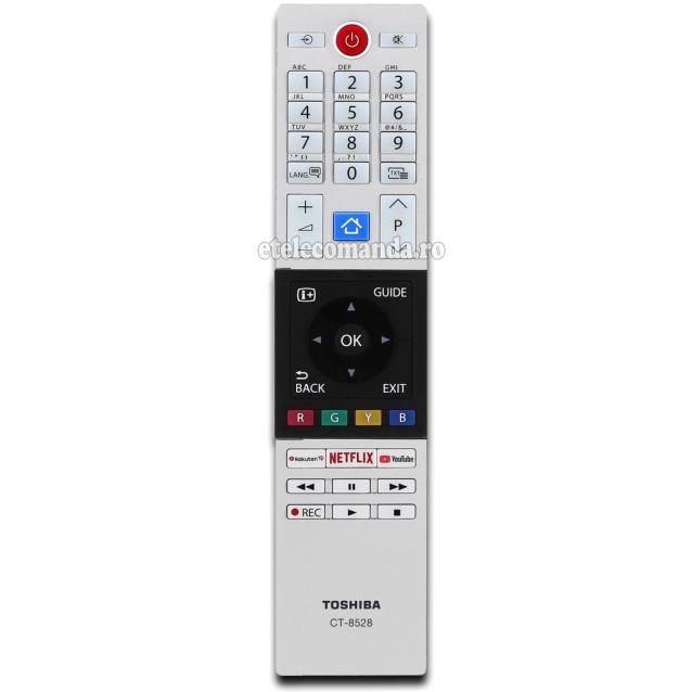 Telecomanda Toshiba CT-8528 -etelecomanda.ro