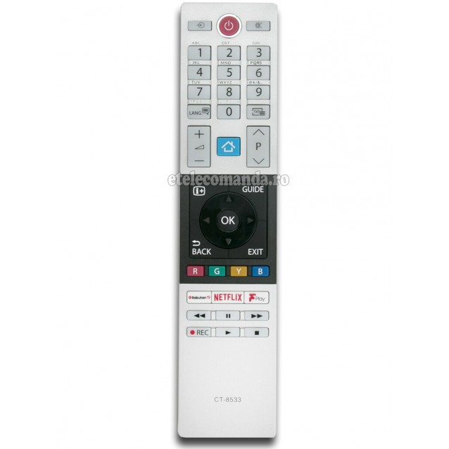 Telecomanda Toshiba CT-8533 -etelecomanda.ro