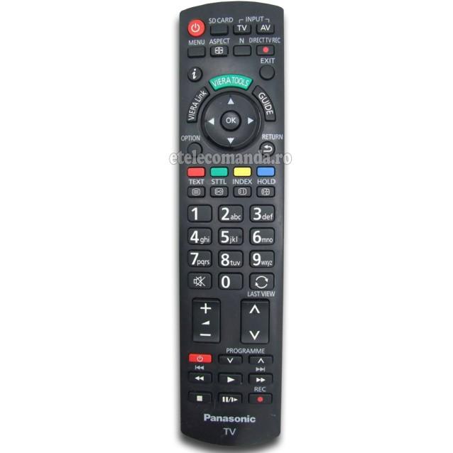 Telecomanda originala Panasonic N2QAYB000487 -etelecomanda.ro