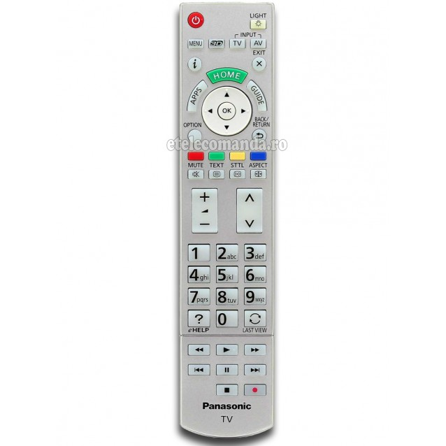 Telecomanda originala Panasonic N2QAYB000842 -etelecomanda.ro