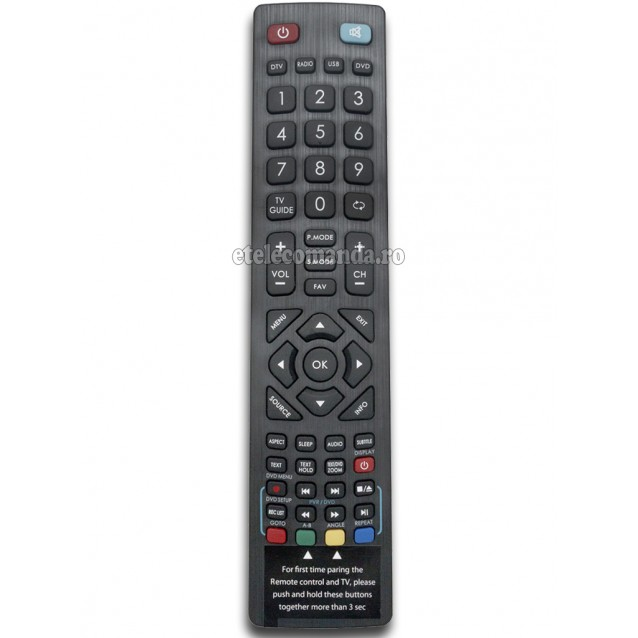 Telecomanda originala Sharp Aquos SHW/RMC/0001N -etelecomanda.ro