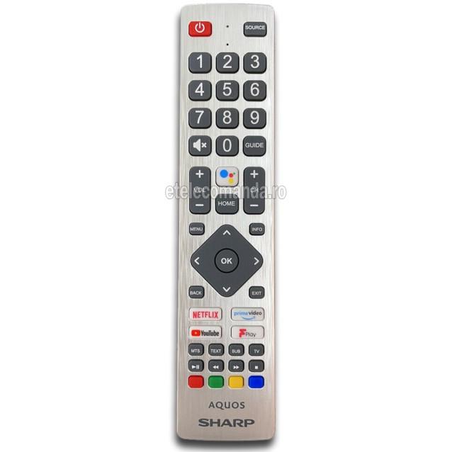 Telecomanda originala Sharp Aquos SHW/RMC/0134N -etelecomanda.ro