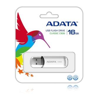 Memorie USB 8GB ADATA C906 White